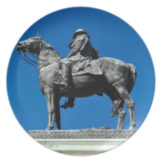 Ulysses S Grant Plate