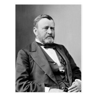Ulysses S Grant Postcard