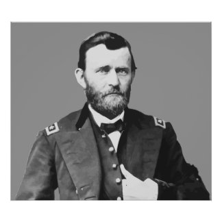 Ulysses S. Grant Posters