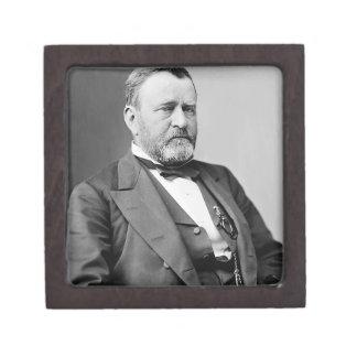 Ulysses S. Grant Premium Keepsake Box