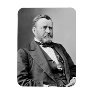 Ulysses S. Grant Rectangular Photo Magnet