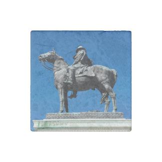 Ulysses S Grant Stone Magnet