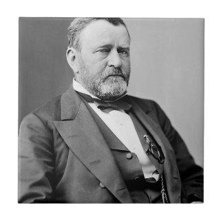 Ulysses S. Grant Tile