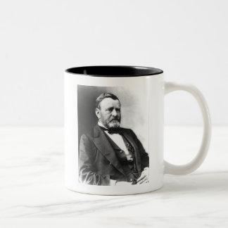 Ulysses S. Grant Two-Tone Coffee Mug