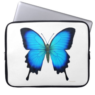 Ulysses Swallowtail Butterfly Electronics Bag Laptop Sleeves