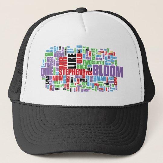 Ulysses Word Cloud Trucker Hat