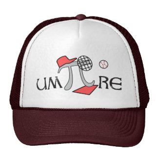 um-Pi-re - Math Umpire - Funny Pi Day Gift Trucker Hat