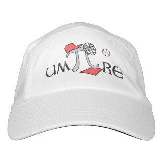 um-Pi-re - Math Umpire Funny Pi Headsweats Hat