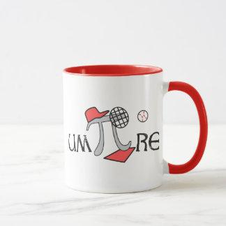 um-Pi-re - Math Umpire Funny Pi Mug