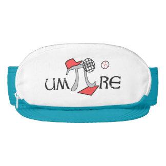 um-Pi-re Visor - Math Umpire Funny Pi
