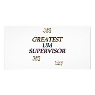 UM SUPERVISOR CARD