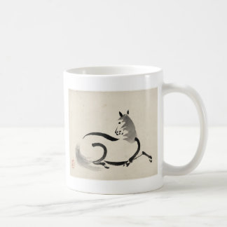 Uma Horse Coffee Mug