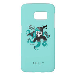 Frozen's Kristoff with Olaf the Snowman and Sven the Reindeer Case-Mate Barely There Samsung Galaxy S7 Case