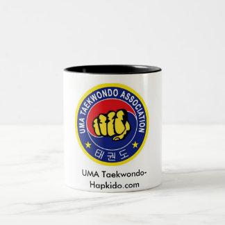 UMA Taekwondo Coffee Mug