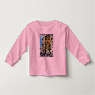 Uma Toddler Long Sleeved Tee