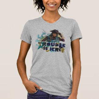 Uma | Trouble is Here T-Shirt