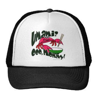 Umami Crab Trucker Hat