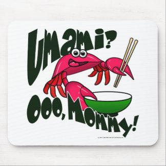 Umami Crab Mouse Pad