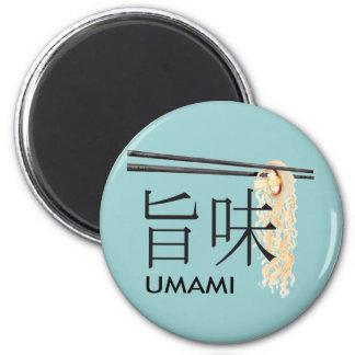 Umami Refigerator Magent 2 Inch Round Magnet