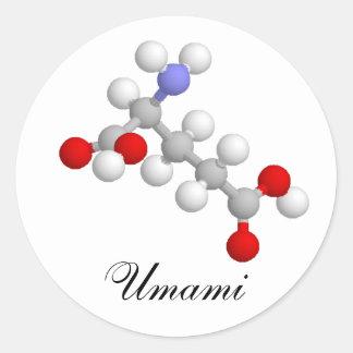 Umami Classic Round Sticker