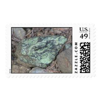Umatilla Oregon Geology Rocks Earth History Stone Postage Stamps