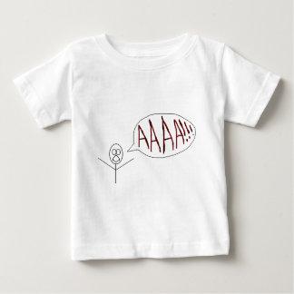 Umbra35's Stick Man - Scream Baby T-Shirt