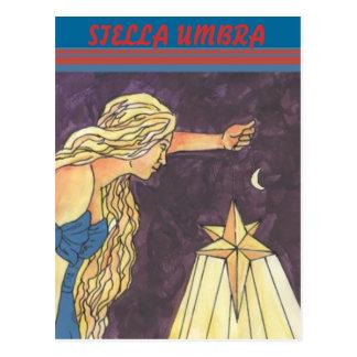 Umbra de Stella, UMBRA de STELLA Tarjeta Postal