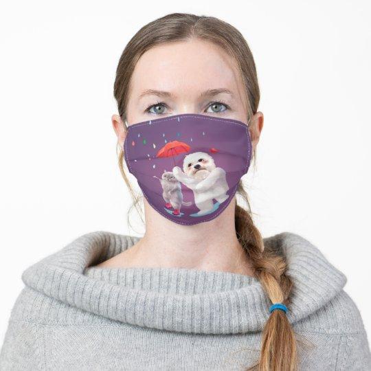 Umbrella Adult Cloth Face Mask
