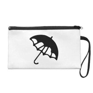 Umbrella Wristlet Purses