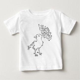 Umbrella Bird T Shirt