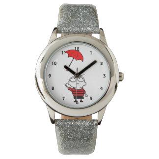 Umbrella Boy Wristwatch