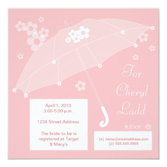 Bridal Shower Invitations Target for beautiful invitation ideas