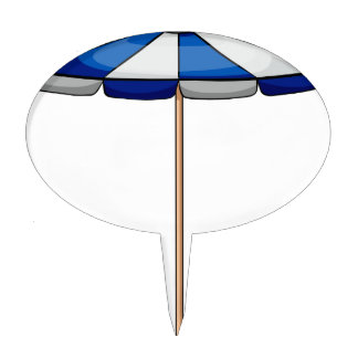 Umbrella Cake Topper