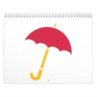 Umbrella Calendar