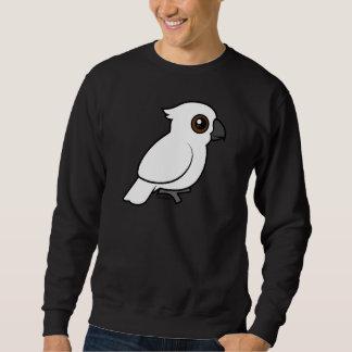 Umbrella Cockatoo (flat) Pull Over Sweatshirts