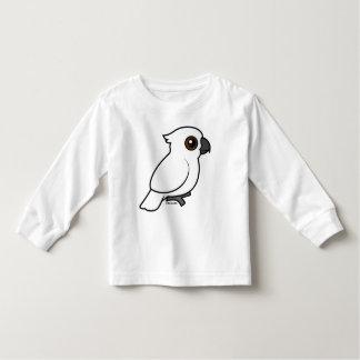 Umbrella Cockatoo (flat) T-shirt