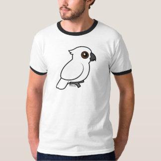 Umbrella Cockatoo (flat) T Shirt