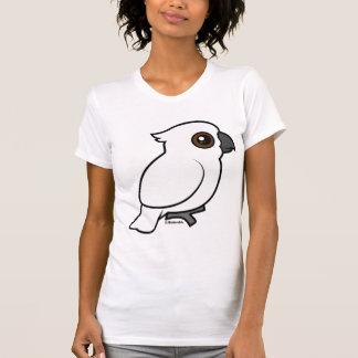 Umbrella Cockatoo (flat) Tshirt