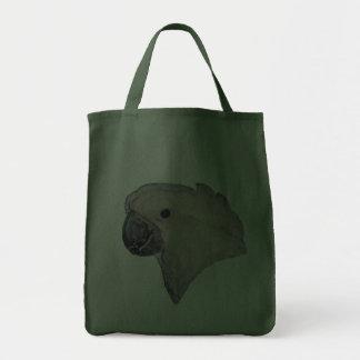Umbrella Cockatoo Grocery Bag