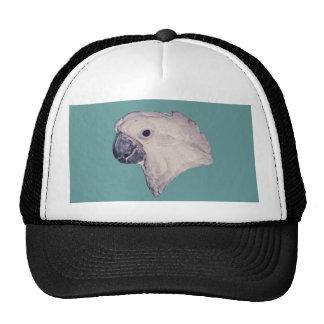 Umbrella Cockatoo Trucker Hat