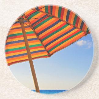 umbrella drink coaster