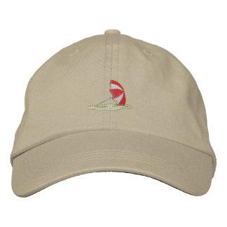Umbrella Embroidered Baseball Hat