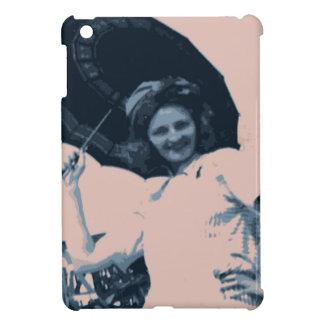 Umbrella Gal iPad Mini Case