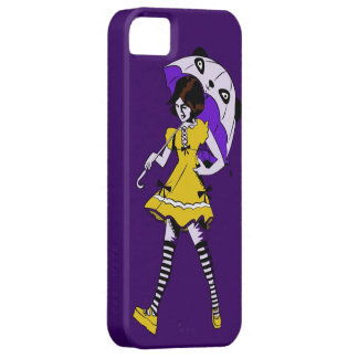 Umbrella Girl (Lolita Style) Iphone 5 case