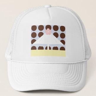 Umbrella in Pastels Trucker Hat