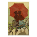 Umbrella Lovers Poster