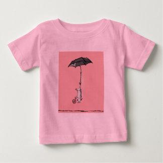 Umbrella Mouse Toddler T T Shirt