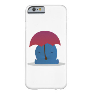 Umbrella Of Blues Barely There iPhone 6 Case