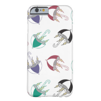 Umbrella Print Barely There iPhone 6 Case