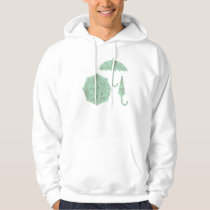 Umbrella Set Mens Hoodie